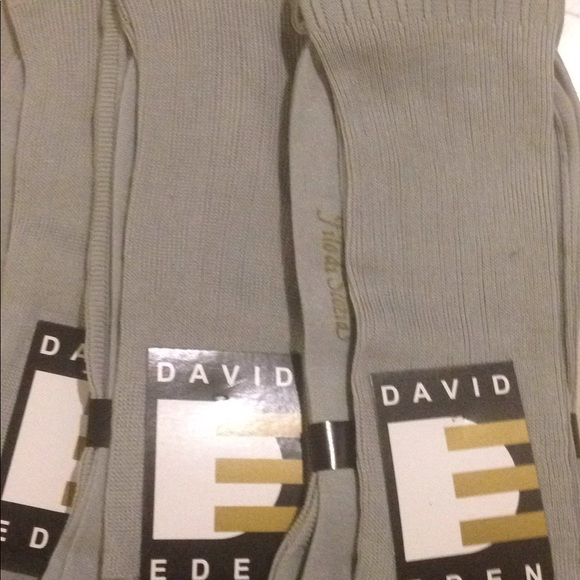 David Eden Other - David Eden Dress Socks for men Size 10-13-NEW!